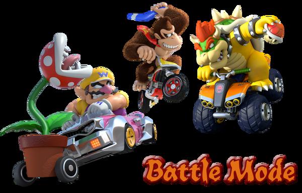 Battle Mode SR