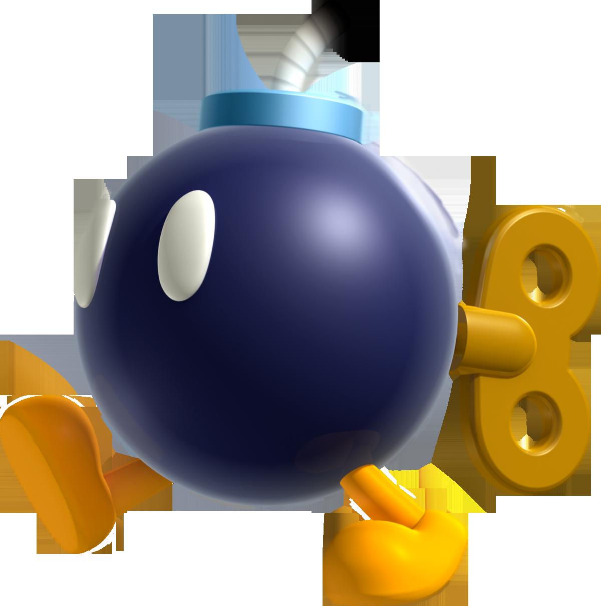 Bob-omb | Fantendo - Nintendo Fanon Wiki | FANDOM powered ...