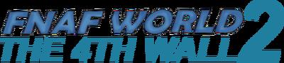 FNAF World 2 Logo