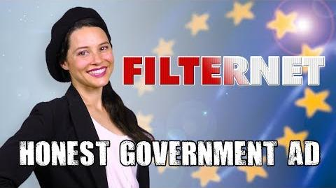 Honest Government Ad Article 13 (Internet Censorship Bill)