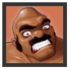 JSSB Character icon - Bald Bull