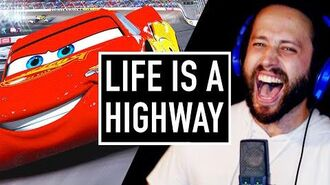 "Life is a Highway (Disney's ""Cars"" Rascal Flatts) - Cover by Jonathan Young"