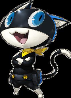 Morgana P5