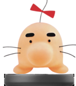 Mr.saturn amiibo