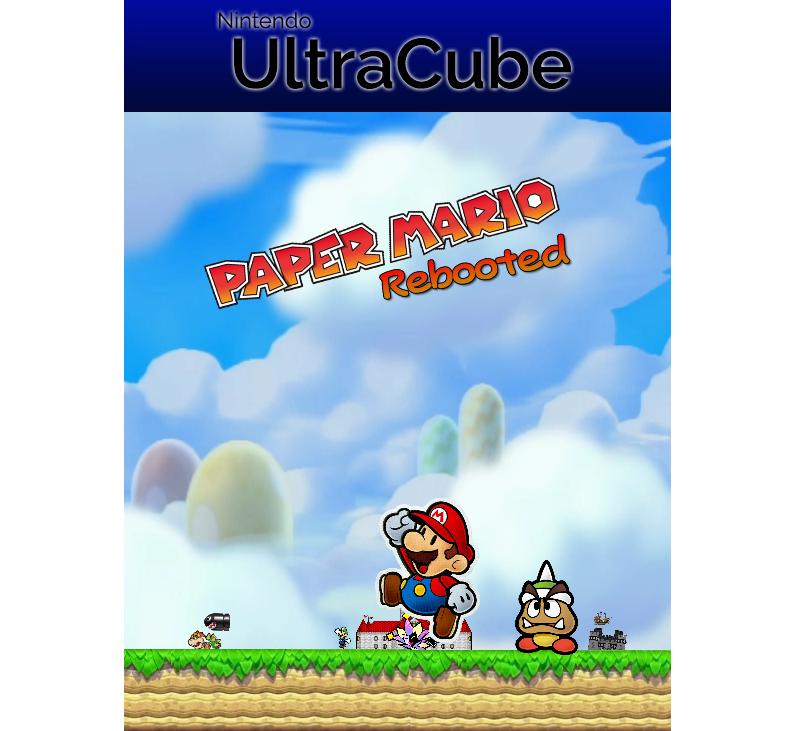Paper Mario Rebooted Fantendo Nintendo Fanon Wiki Fandom