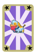 Poochy (TAD) Partner Card