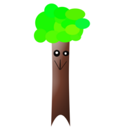 Woody the tree