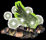 0.13.Dark Pit using the Power of Flight