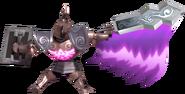 1.5.Toon Zelda Swinging her sword Upwards