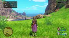 Dragon quest xi gameplay