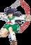 Kagome higurashi rendered by alerkina2-d5eccgn