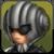 Masked Man CSS Icon