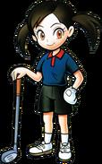 Plum Mario Golf