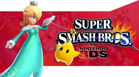 Rainbow Road Medley (Super Smash Bros