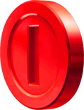 Red Coin