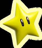 Super Star Artwork - Super Mario 3D World
