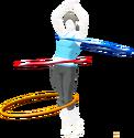 WiiFitTrainerRender2