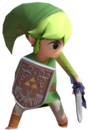 1.TH Green Toon Link 2