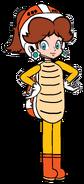 2D Boomerang Daisy