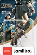 Amiibo - Zelda - Link (Rider) - Box
