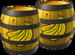 Banana Barrels