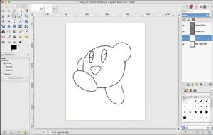 GIMP Step12