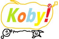 Koby! Logo