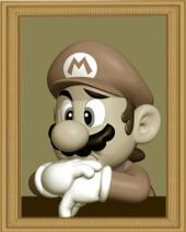 LM 3DS Art - Mario