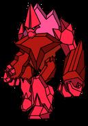 Rubyite Warrior