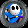 Shy Guy MKG Blue