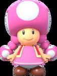 Toadette - New Super Mario Bros U Deluxe