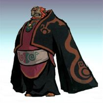 Toon Ganondorf (Fight)