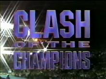WCW Clash Of Champions XVI