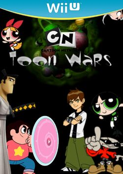 CN Toon Wars