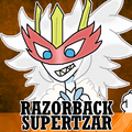 ColdBlood Icon Razorback Supertzar