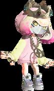 MC Princess with Mask