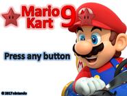 MK9 title screen
