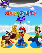 Mario Party Phi Boxart