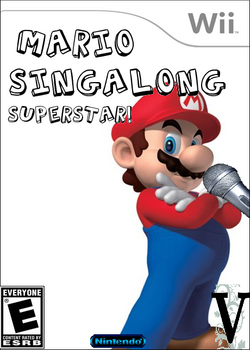 Mario Singalong Superstar!