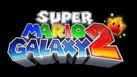 Puzzle Plank Galaxy (Super Mario Galaxy 2)