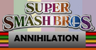 Super Smash Bros. Annihilation Logo