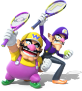 Wario and Waluigi - MTUS