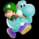 Yoshi&Baby Luigi