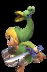 2.2.Minish Cap Toon Link Running
