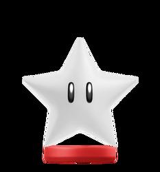 Amiibo Silver Star