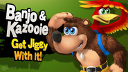 Banjo and kazooie get jiggy with it by hextupleyoodot-d8sar17