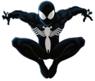 Black suit spider man ultimate by alexiscabo1-d9954o5