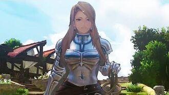 Granblue Fantasy Project Re Link Gameplay Trailer - PlatinumGames Action RPG (PS4)