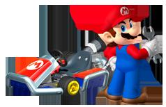 Mario mario kart RPG
