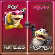 Mean Turtles SR